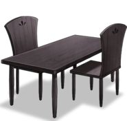 Admiral made dining table