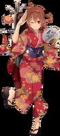 Shiratsuyu Yukata Full