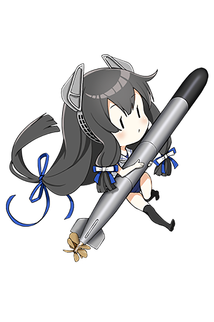 Late Model 53cm Bow Torpedo Mount (8 tubes) 383 Character.png