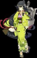 Mizuho Yukata Full