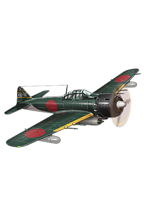 Zero Fighter Model 62 (Fighter-bomber Iwai Squadron) 154 Equipment.png