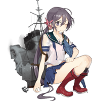 Akebono Rainy Full Damaged