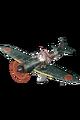 Type 99 Dive Bomber Model 22 (Skilled) 392 Full