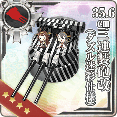 35.6cm Triple Gun Mount Kai (Dazzle Camouflage) 289 Card.png
