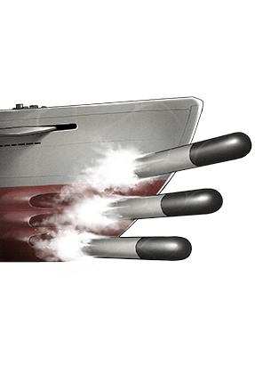 Late Model Bow Torpedo Mount (6 tubes) 213 Equipment.png