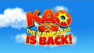 Kao is Back - Kao the Kangaroo Round 2 available on Steam!