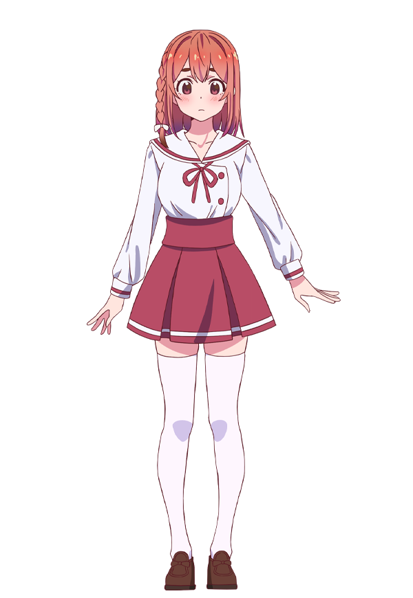 Sumi Sakurasawa Kanojo Okarishimasu Wiki Fandom