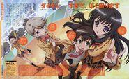 Kanokon Light Novel (3)