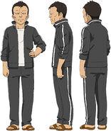 Tanabe-sensei Anime Design