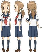 Mina Anime Design