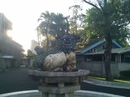 Jing-Mei fountain
