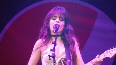 Camila Cabello- I'll Never Be the Same (B96 Summer Bash '17)