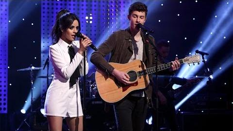Shawn Mendes & Camila Cabello Perform 'I Know What You Did Last Summer'
