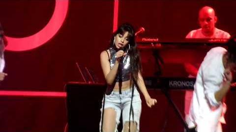 OMG - Camila Cabello San Jose Night 2 24K Magic Tour