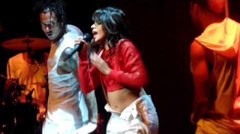 HD Havana - Camila Cabello 24K Magic Tour with Bruno Mars (San Jose)
