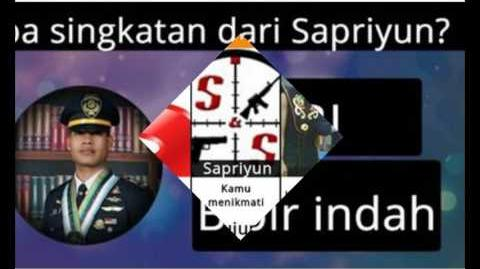 @& GESTUR SAPRIYUN,S.ST