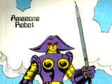 Amazona Robot