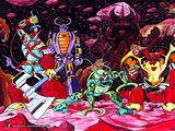 Gladiadores Cibernéticos