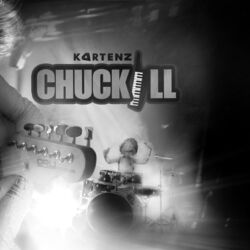 Kartenz Chuckill on stage BW.jpg
