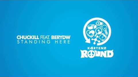 """Kartenz ROUND OST """"Standing Here"""" - CHUCKILL feat. Berydw (Audio Only)"""