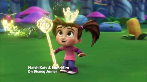 Halloween Music Video Kate & Mim-Mim Disney Junior