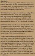 856 INFO 2017 BoBr PAGE 81 LIFE HISTORY