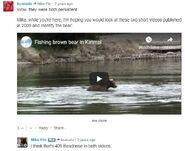 BEADNOSE 409 VIDEOS EDESNAIJER PUBLISHED 2009.09.20 & 2009.09.24 MIKE FITZ 2018.03.13 18.49 COMMENT