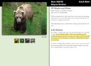 868 WAYNE BROTHER INFO 2012 BoBr iBOOK PAGE w 3rd LITTERMATE INFO HIGHLIGHTED KCANADA