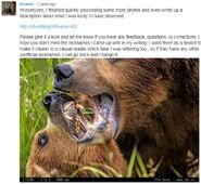 402 and 856 mating comment and photo from Tim Auer July 22, 2014