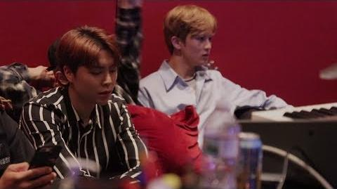 N'-41 'NCT' Making music with Harvey Mason Jr