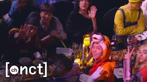 N'-67 NCT 2018 할로윈 준비하기┃Behind the Halloween 🎃👻🍭