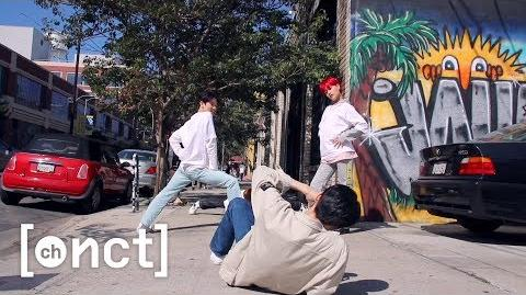 N'-73 Bonus Clip of '신기루 (Fly Away With Me)' Self-filmed MV