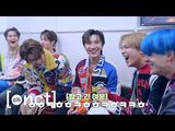 -N'-151- 성찬이랑 함께 '자 찍어 cheese'✌️💚ㅣ 90's Love 뮤직뱅크 비하인드 (feat