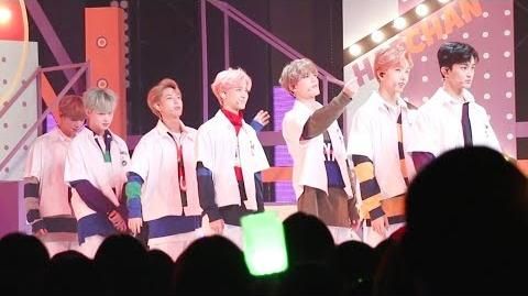 N'-57 NCT DREAM 'We Go Up' BEHIND THE STAGE (쇼!음악중심)