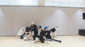 NCT DREAM 엔시티 드림 'We Young' Dance Practice Moving Ver.