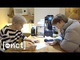 -N'-156- 툥티쳐 with 마크, 성찬 - NCT 2020💚연말무대 비하인드