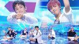 청량미 가득! 여름 소년들 'NCT DREAM'의 컴백 무대 'We Young' @인기가요 Inkigayo 20170820