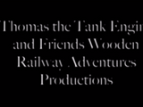 Thomas the Tank Engine and Friends Wooden Railway Adventures