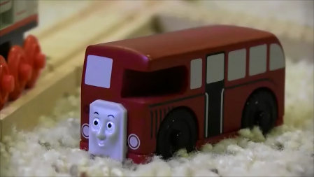 Bertie and Bulgy