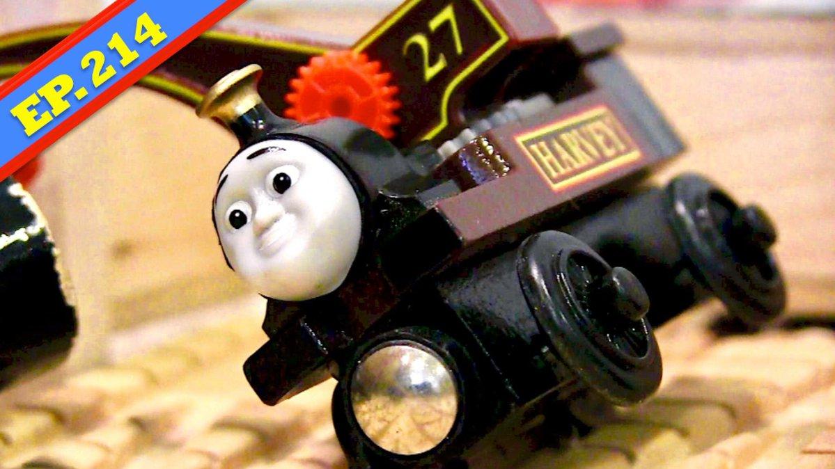 Harvey's Happy Accident