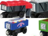 New Troublesome Trucks