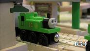 Oliver at Elsbridge Station