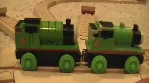 1992 Percy Review ThomasWoodenRailway Discussion 15