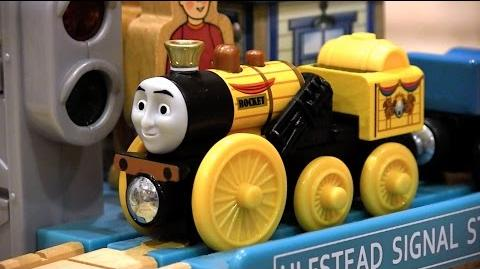 Rust or Bust Thomas & Friends Episode 186