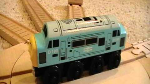 "D199 ""Spamcan"" Review ThomasWoodenRailway Discussion 42"