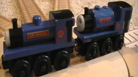Sir Handel Review ThomasWoodenRailway Discussion 28