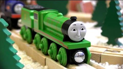 Henry Gets Stumped Thomas & Friends Wooden Railway Adventures Episode 197