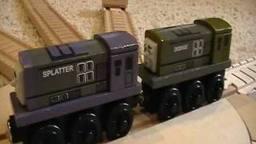 Splatter and Dodge