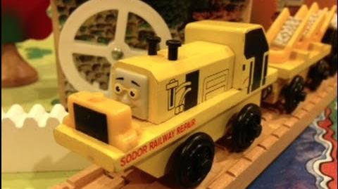 Sodor Railway Repair Review ThomasWoodenRailway Discussion 64