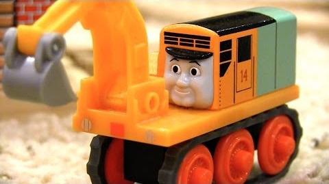 Oliver's Fossil Fright Thomas & Friends Episode 188